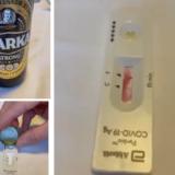 「ビールでもPCR検査が陽性になった」の嘘