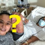 ワクチン接種後に手足にアザが出たLuz Legaspiのケース