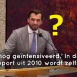 「オランダの政治家が国会でコロナの謀略を暴く」の主張はデタラメ